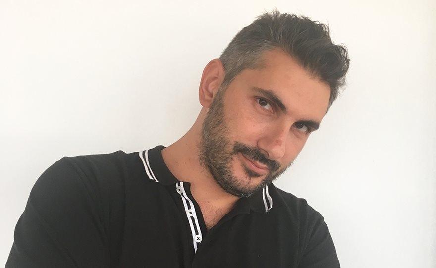 Ο ιδρυτής του delivery.gr Νίκος Ιωάννου