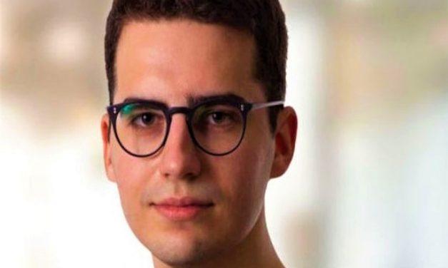 Βαγγέλης Καραθάνος, ιδρυτής και CEO της Geabit