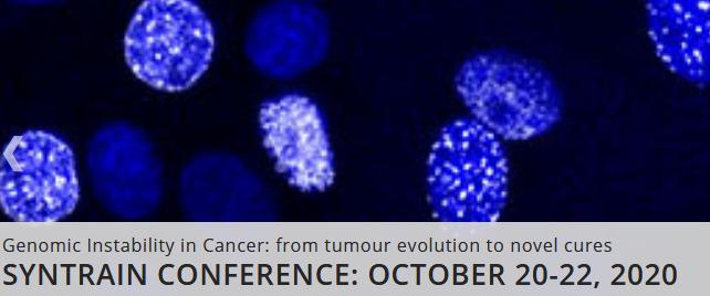 """Συνέδριο""""Genomic Instability in Cancer: from tumour evolution to novel cures"""""""