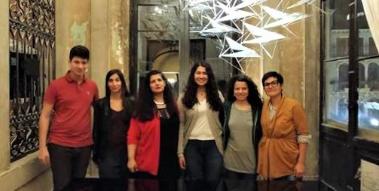 Απόφοιτη του Τμήματος Αρχιτεκτόνων Μηχανικών και Υποψήφια Διδάκτωρ η Κύρα Παπανικολάου, μέλος της ερευνητικής Ομάδας που βραβεύθηκε