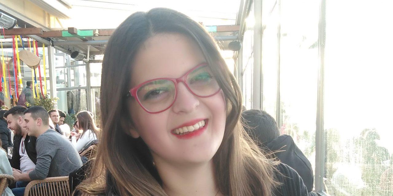 Γνωρίστε την Αγγελική Ματράκα, απόφοιτη του Τμήματος Φιλολογίας