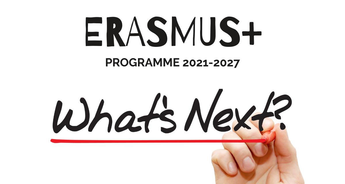 Έναρξη του προγράμματος Εrasmus+ 2021-2027